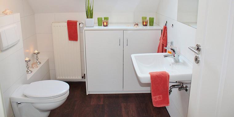 Sanitärarbeiten von der Storch Heizung Sanitär GmbH in Perkam-Pilling